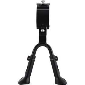 """Red Cycling Products Adjustable Double Leg Kickstand 24-28"""" black"""